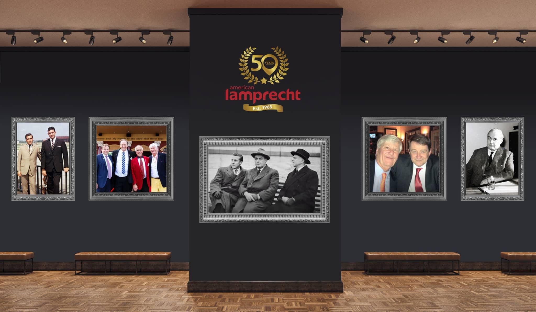 50 Years American Lamprecht
